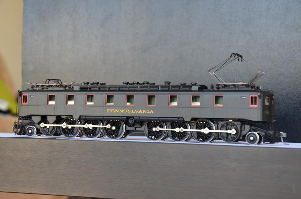 Brass Department Eisenbahn Canada Ho 010 1 Prr Ff 1 Big